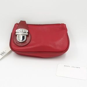 Marc Jacob's Cherry  Red Wallet